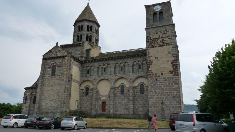 Eglise de St Nectaire